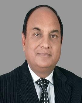Dr. D. J. P. Pandey